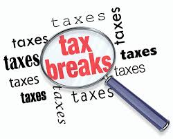 Small Business Tax Breaks in the News