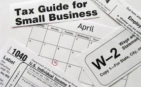 Small Business Tax Update!